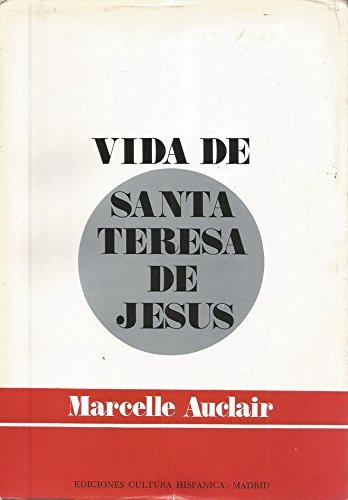 Vida de Santa María de Jesús.