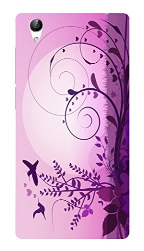 Vivo Y51L Printed Back Case Cover