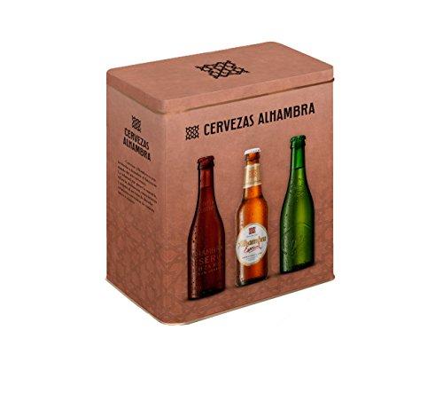 Foto de Alhambra Cerveza nacional Edición especial- Pack con 6 botellas x 33 cl - Total: 1.98 l