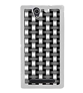 ifasho Designer Phone Back Case Cover Sony Xperia C4 Dual :: Sony Xperia C4 Dual E5333 E5343 E5363 ( Kings Crown Throne )