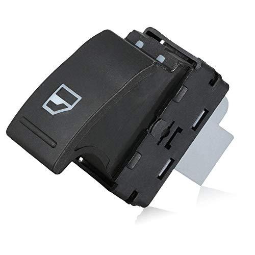 Outbit Fensterschalter - 1 PC of Car Electric Fensterschalter Taste Fahrerseite Fensterheber Schalter für VW T5 7E0.