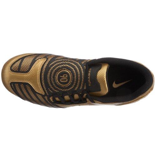 Nike Total 90 Shoot Ii Fg Jnr 318873, la base a forma di palla scarpa bambino Gold