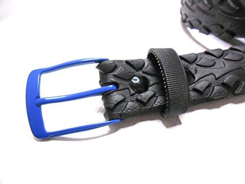 Handmade Damengürtel aus recyceltem Fahrradreifen