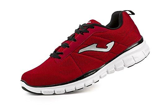 Joma C.Tempo Men 601 Negro, Chaussures de Sport Homme ROJO