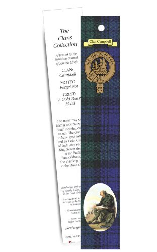 campbell-clan-bookmark