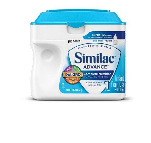 nouveau-ne-bebe-similac-advance-early-shield-formula-powder-232-ounces-pack-de-6-emballage-peut-vari