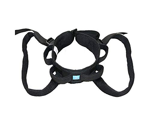 412uV pj56L - YxnGu Cinta de Transferencia - Dispositivo de arnés del cinturón de la Marcha de la grúa de Asistencia móvil para bariátrica, pediátrica, Ancianos, Terapia Ocupacional y física