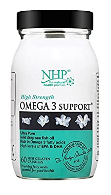 Omega 3 Support 60 Capsules