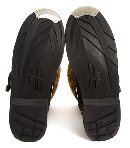 Fly Racing Motocross-Stiefel Maverik Schwarz Gr. 46 - 3