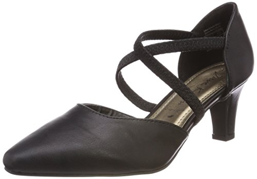 Jane Klain Damen 224 790 Pumps, Schwarz (Black), 39 EU