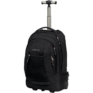 Jansport Jtn89008 Driver 8 Wheeled Backpack