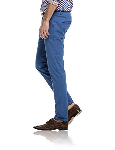 Scotch & Soda Herren Hose Blau (worker blue 53)