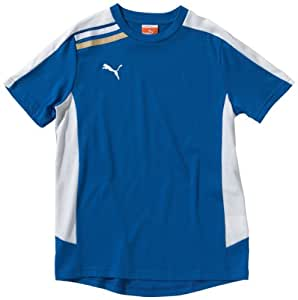 PUMA Kinder Trainingsshirt Esito, puma royal-white, 164, 652600 02