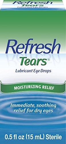 Refresh Refresh lágrimas lubricante gotas para los ojos