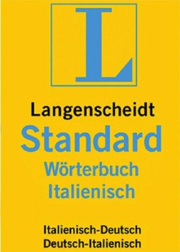 Langenscheidt Standard-Wörterbuch Italienisch [Download]