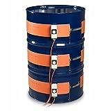 Multitanks - Chauffages de Fûts en Silicone 0-120ºC - 105 litres