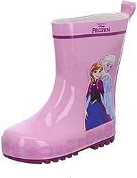 Disney Frozen Gummistiefel Mädchen Kinderschuh Rosa