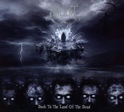 Ancient: Back to the Land of the Dead (Ltd.Digipak) (Audio CD)
