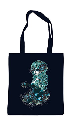 Certified Freak Santa Muerte Blue Bag (Blue Santa Kostüm)