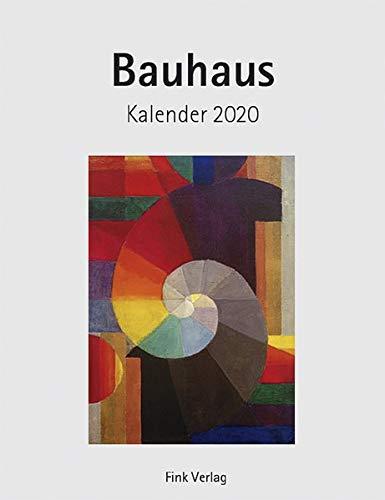 Bauhaus 2020: Kunst-Einsteckkalender - Bauhaus-kunst