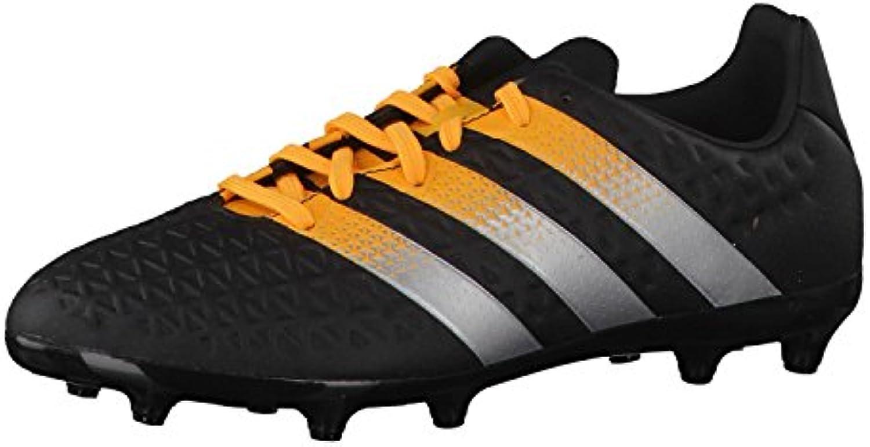 Adidas Ace 16.3 FG/AG J, Botas de Fútbol Unisex Niños