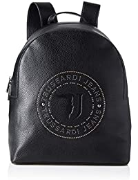 Trussardi Jeans Harper Backpack Md Tumbled Eco Rucksack