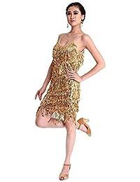 Amazon.es  ropa baile latino - Envío internacional elegible   Ropa ... ccd83f37444