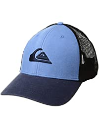 best service 906e9 bd5d3 Quiksilver Men s Grounder Trucker Hat