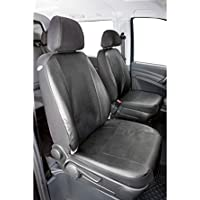 Rücksitzbank Schutzbezug ORLANDO Rear Hundetransport Mercedes A-Klasse