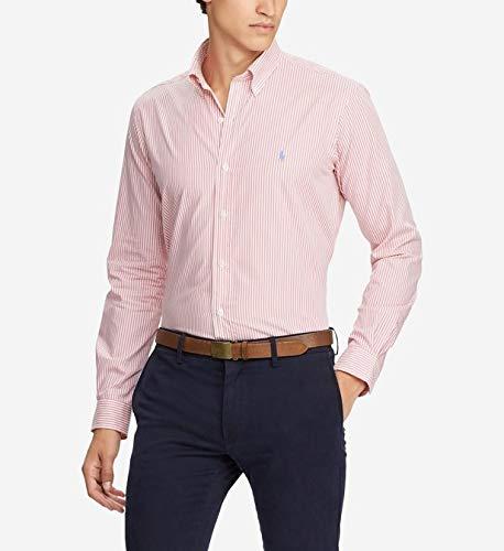 Ralph Lauren Slim FIT Striped Shirt, Herren, Taglia XL.