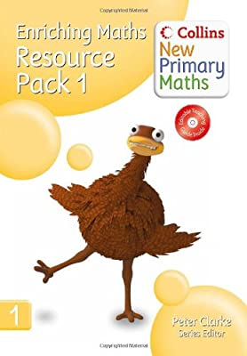 Collins New Primary Maths – Enriching Maths Resource Pack 1 by Collins Educational