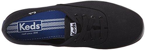 Keds - Champion Core Text-Navy, Sneakers da donna Black/black