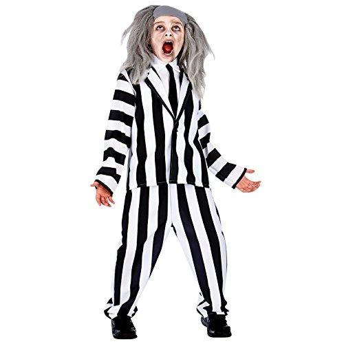 -13) HALLOWEEN FANCY DRESS COSTUME (Ghost Boy Kostüme Für Kinder)