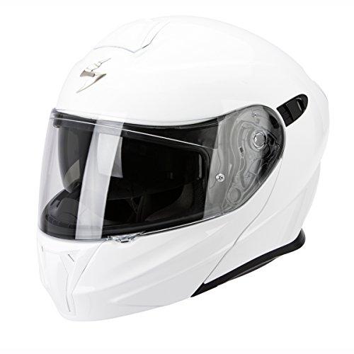 scorpion-exo-920-solid-modular-blanco-brillo-con-pantalla-solar-interior-talla-xl