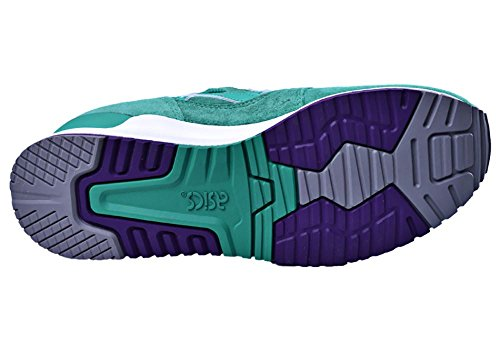 Asics  Gel-Lyte III, Scarpe sportive, Unisex - adulto Tropical Green