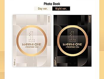Wanna One–0+ 1= 1I Promise You (Zweiter Mini Album) [Zufällige Ver.] Cd + Fotobuch + Fotokarte + Spiegel Karte + Tazo + Gefaltet Poster + Gratis Geschenk 2