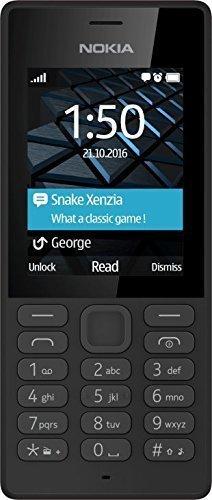 Nokia 150 (Dual SIM, Black) image