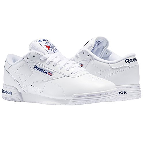Scarpe Blue int Blue da white Reebok Bianco royal royal o INT Fitness Ex Fit Logo Clean Bambino 6a60YP