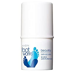 Avon Anti-rub Foot Works Beautiful Stick