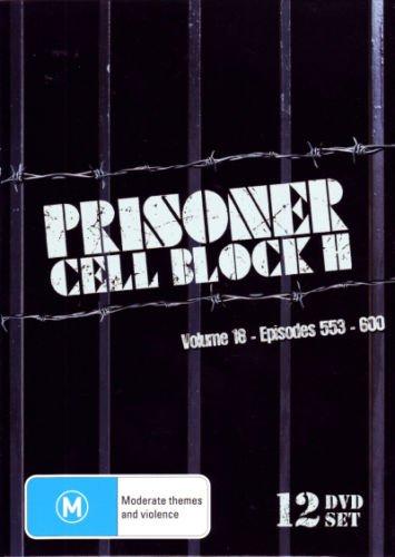 Prisoner: Cell Block H (Vol. 18 Ep. 553-600) - 12-DVD Box Set ( Prisoner ) [ Australische Import ] (Caged Woman-dvd)
