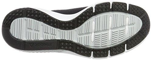 Reebok Fire TR, Chaussures de Fitness Femme Noir (Black/skull Grey/white)
