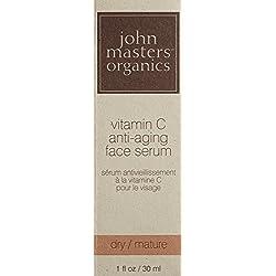 John Masters Organics vitamin c anti-aging face serum, Gesichtsserum, 30 ml