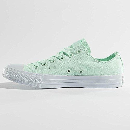 Converse Femme Chaussures / Baskets Chuck Taylor All Star Vert
