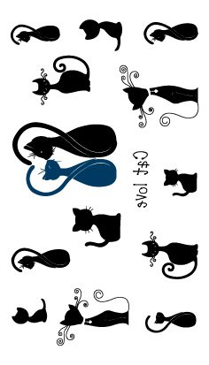 stickers-de-tatouage-temporaire-pour-lart-corporel-beaux-chats-temporary-tattoo-body-tattoo-sticker-