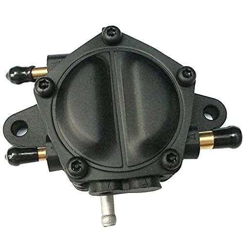 Floridivy Kraftstoffpumpe 65L für Yamaha Rhino 450 660 Fuel Pump Ersatz High Flow Ersatzteile Zubehör