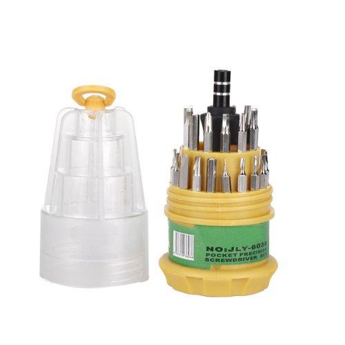 Preisvergleich Produktbild 31 In 1 Schraubendreher Set Handy Reparatur Kit Handliches Werkzeug