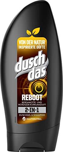 Duschdas Duschgel Reboot, 250 ml