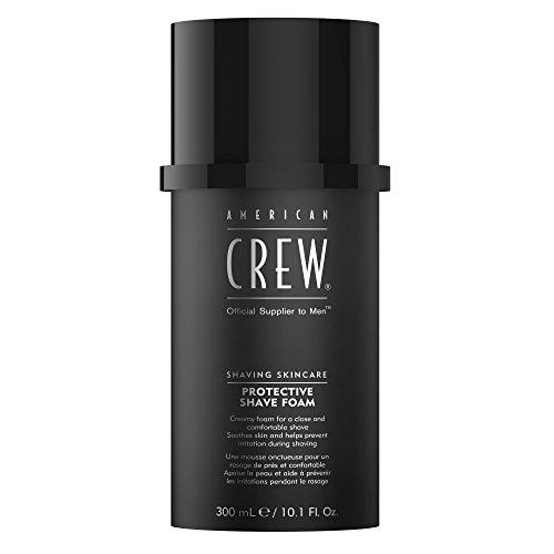 AMERICAN CREW PROTECTIVE SHAVE FOAM Cremiger Beruhigender Schaum für eine Gründliche Rasur