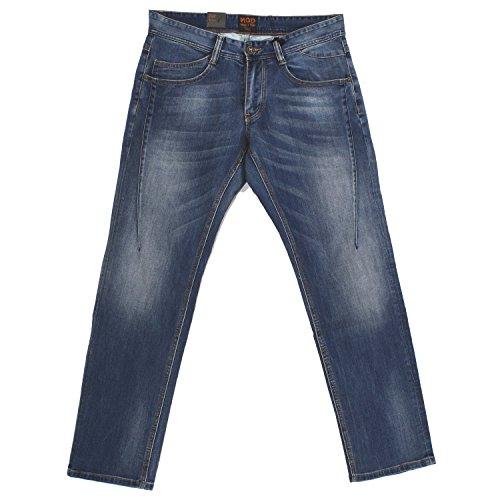 MOD Miracle of Denim, Herren Jeans Hose, Colin Regular,Stretchdenim,rossi blue [18741] rossi blue