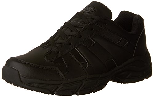 Dickies Men's Athletic Lace Work Shoe,Black,13 M US -